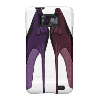 Pretty Shoes All In A Row Art Galaxy S2 Cover