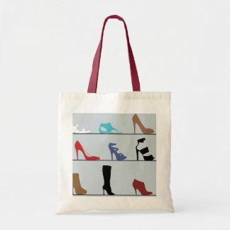 Pretty Shoes Budget Tote Budget Tote Bag