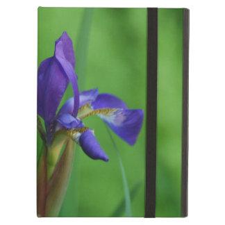 Pretty Siberian Iris iPad Air Case