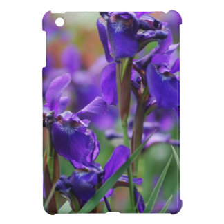 Pretty Siberian Iris iPad Mini Cover