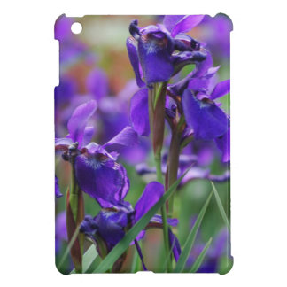 Pretty Siberian Iris Cover For The iPad Mini