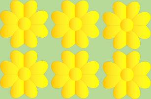 Cute Simple Flower Pattern Ipad Cases Zazzle