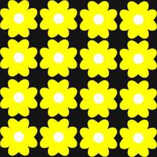 Cute white daisy flowers t shirts t shirt design printing zazzle pretty simple yellow white flowers graphics art t shirt mightylinksfo