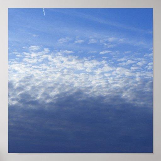 Pretty Sky Poster