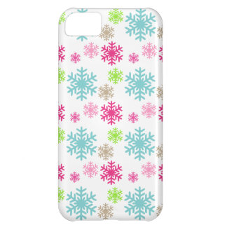pretty snowflakes iphone case case for iPhone 5C