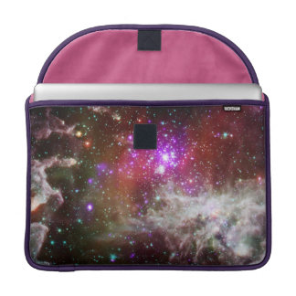 pretty space sleeve for MacBook pro