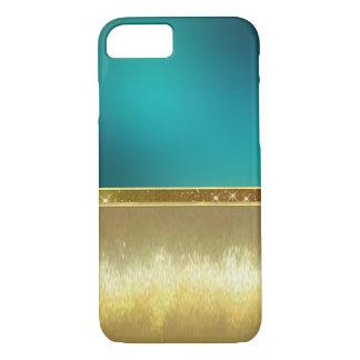 Pretty Sparkle Gold Design Case