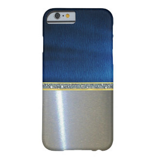 Pretty Sparkle SilverDesign Case Barely There iPhone 6 Case