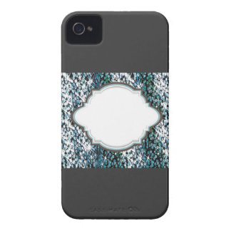 Pretty Sparkly Customized Phone Case Case-Mate iPhone 4 Cases