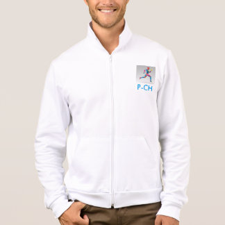 Pretty sport sweater shirt, uniséx, white color