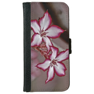 Pretty Spring Blooms Wallet Phone Case For iPhone 6/6s
