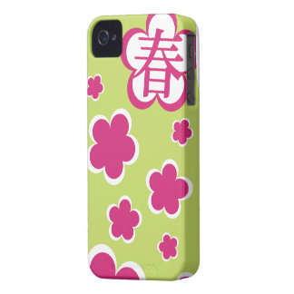 Pretty Spring Case-Mate iPhone 4 Cases