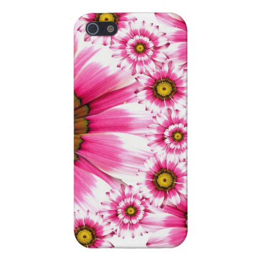 iPhone cool iphone 5 cases : ... summer flowers pink cell phone case iphone cases for iPhone 5 : Zazzle