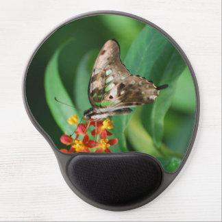 Pretty Swallowtail Butterfly Gel Mouse Mat
