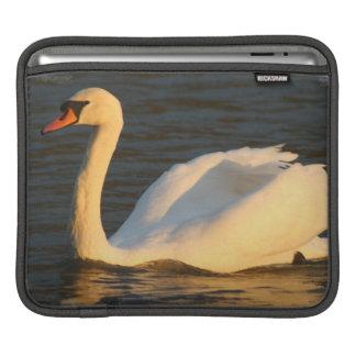 "Pretty Swan 11"" MacBook Sleeve"