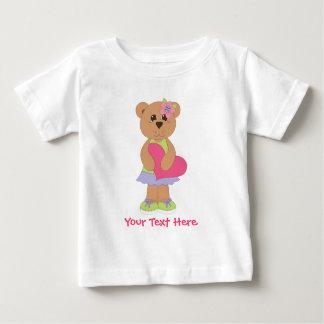 Pretty TeddyBear Baby T-Shirt