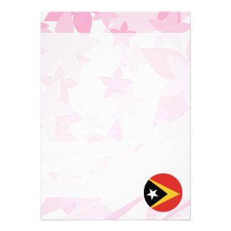 Pretty Timorese Souvenir Card