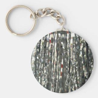 Pretty Tinsel Key Chains