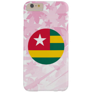 Pretty Togolese Souvenir Barely There iPhone 6 Plus Case