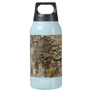 Pretty Tree Bark Insulated Water Bottle