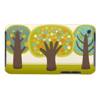 Pretty Trees iPod Case iPod Touch Case-Mate Case