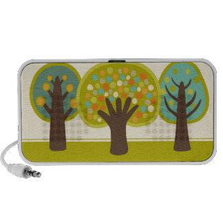 Pretty Trees Portable Speaker