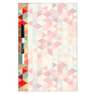 Pretty Triangle pattern II + your ideas Dry Erase Board