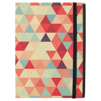 Pretty Triangle pattern II + your ideas iPad Pro Case