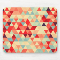 Pretty Triangle pattern II   your ideas Mouse Pad