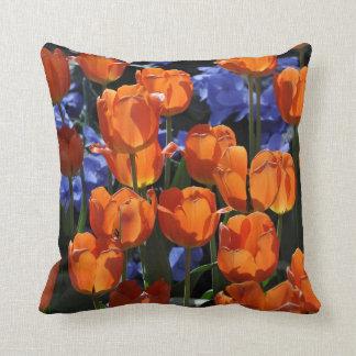 Pretty Tulips American MoJo Pillow
