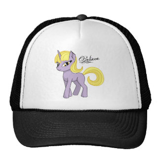 Pretty Unicorn Believe Trucker Hat
