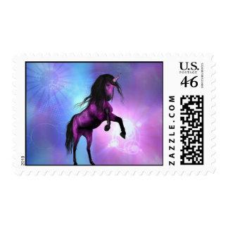 Pretty Unicorn Postage