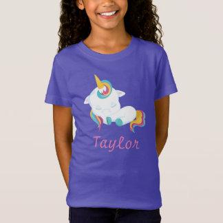 Pretty Unicorn sleeping T-Shirt
