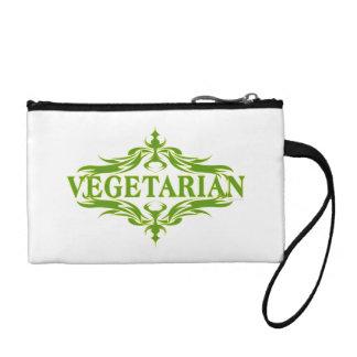 Pretty Vegetarian Design Coin Purse