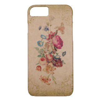 Pretty Victorian Vintage Rose Floral Phone Case
