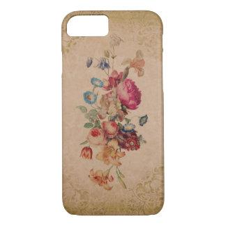 Pretty Victorian Vintage Rose Floral Phone Case