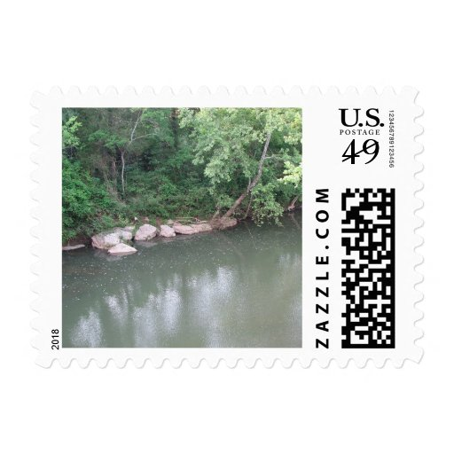 Pretty View of the River Stamps