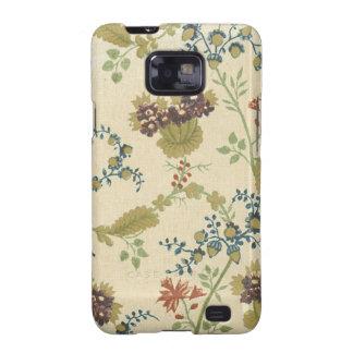 Pretty Vintage Floral Samsung Galaxy SII Case