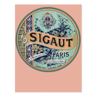 Pretty Vintage French Cards and Postcards