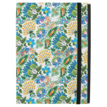 "Pretty Vintage Russian Khokhloma Floral Pattern iPad Pro 12.9"" Case"