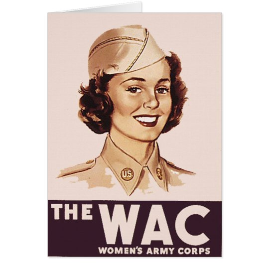 Pretty WAC Card