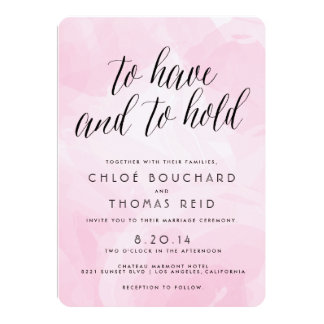 Shop Zazzle's selection of calligraphy wedding invitations for your special day!