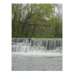 Pretty Waterfall Poster