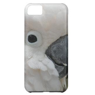Pretty White Cockatoo iPhone 5C Case