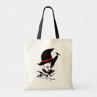 Pretty Wicked Budget Tote Bag