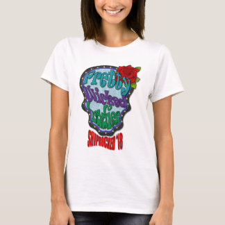 Pretty Wicked Sugar Skull T-Shirt