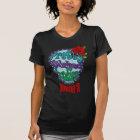 Pretty Wicked Sugar Skull T-Shirt