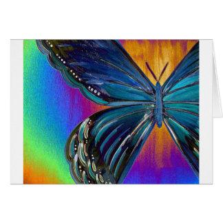 Pretty Wings Card
