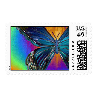 Pretty Wings Postage