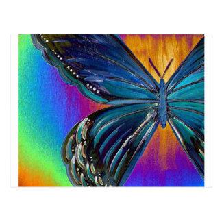 Pretty Wings Postcard